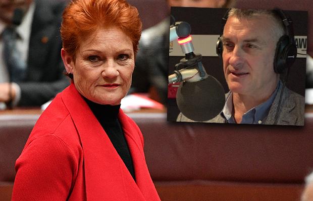 Article image for Tom Elliott backs Pauline's population plebiscite