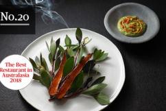 Melbourne restaurant named best in Australia, among world's top 20
