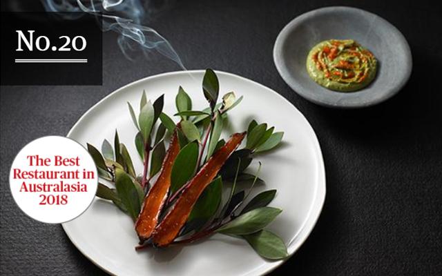 Article image for Melbourne restaurant named best in Australia, among world's top 20