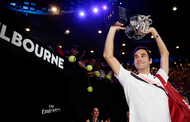 Article image for Last-minute deal sends 2019 Australian Open to Channel Nine