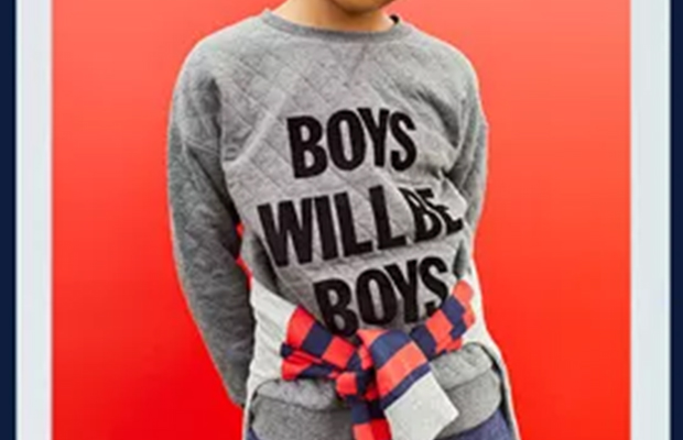 Article image for Australian clothing company pulls kids shirt due to backlash