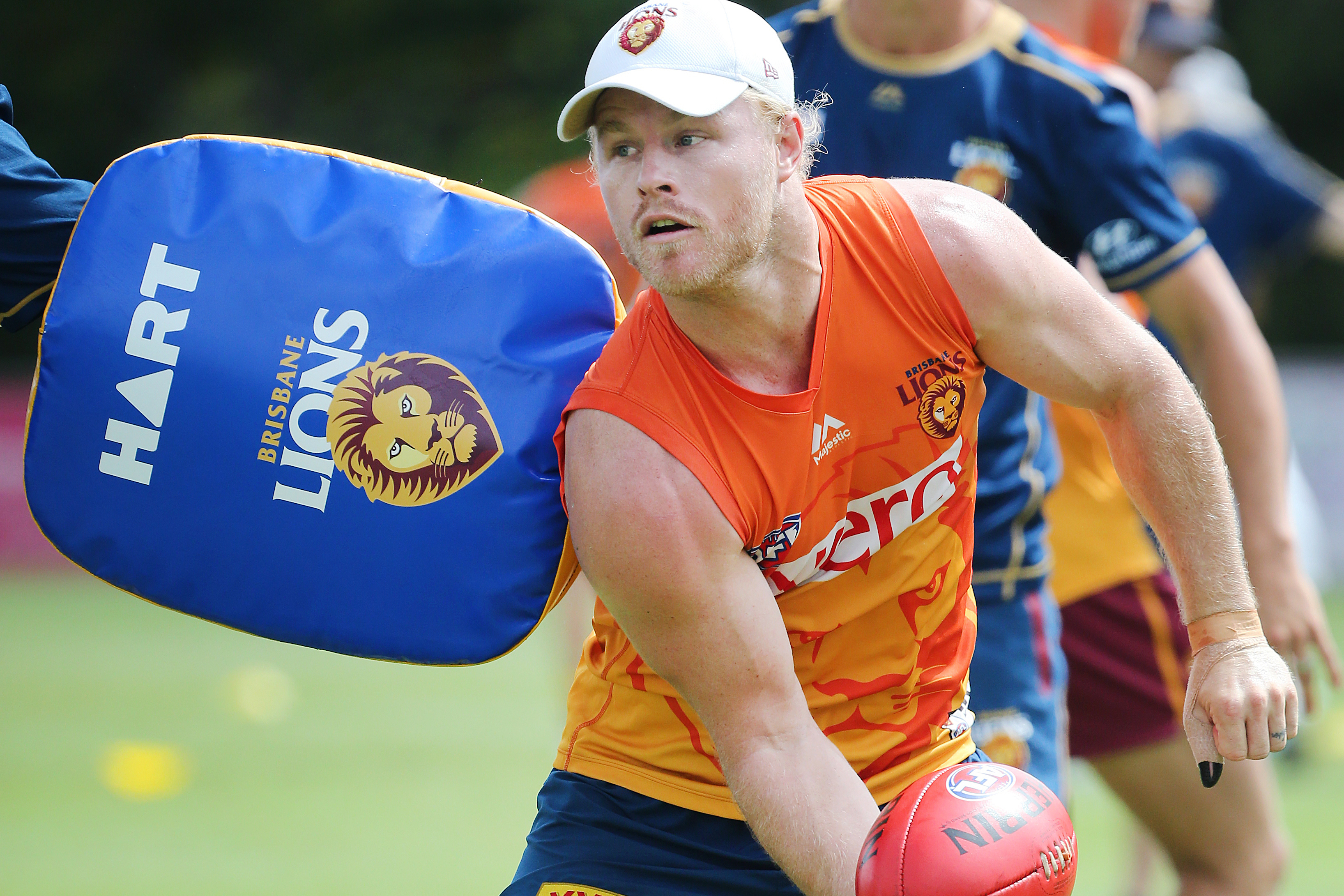 Article image for Brisbane Lions trial potential rule changes in scratch match