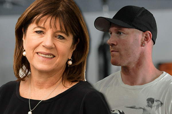Article image for 'I don't think it's over': Caroline Wilson slams 'disgusting' comment that saw Barry Hall sacked