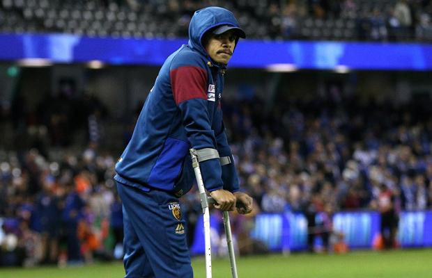 Article image for Brisbane Lions dealt savage injury blow