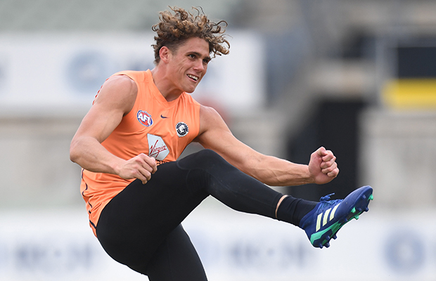 Article image for Charlie Curnow signs monster contract extension