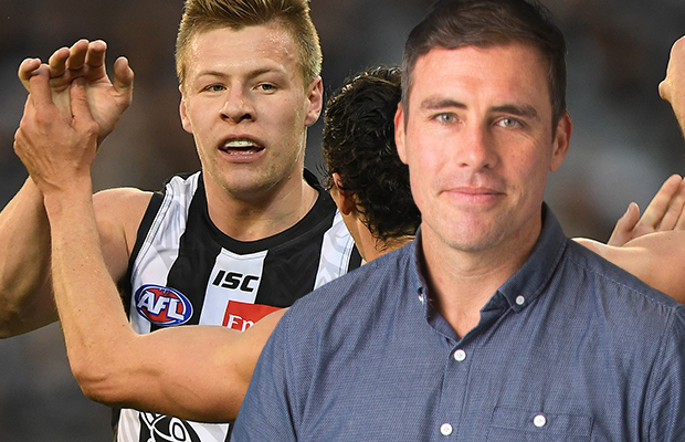 Article image for Matthew Richardson questions public nature of North Melbourne's recruiting
