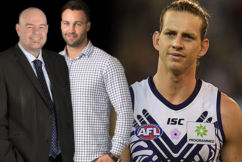 Robbo hits back at 'fake news' claims from Nat Fyfe, sparking debate about footy media