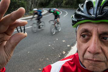 Article image for Tack attacks: Cyclists targeted again on Yarra Boulevard