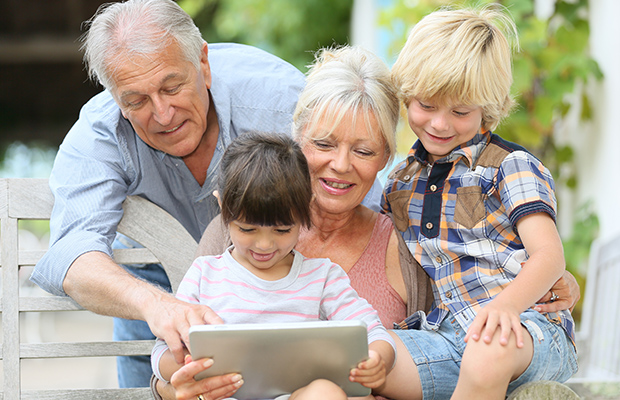 Article image for Push to 'pay' grandparents for looking after grandkids