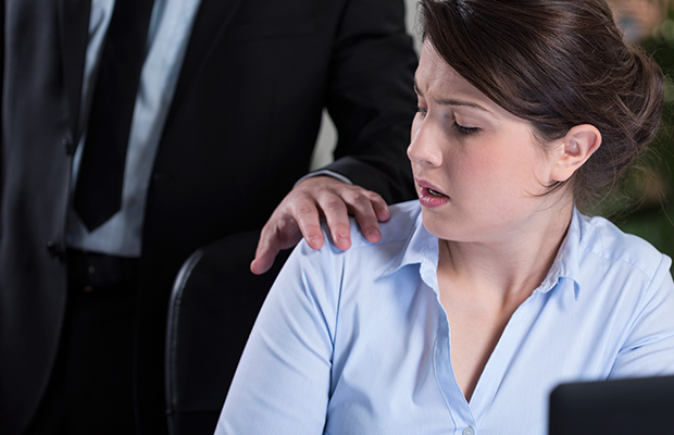 Article image for Australia's chance to 'lead the world' in preventing workplace harassment