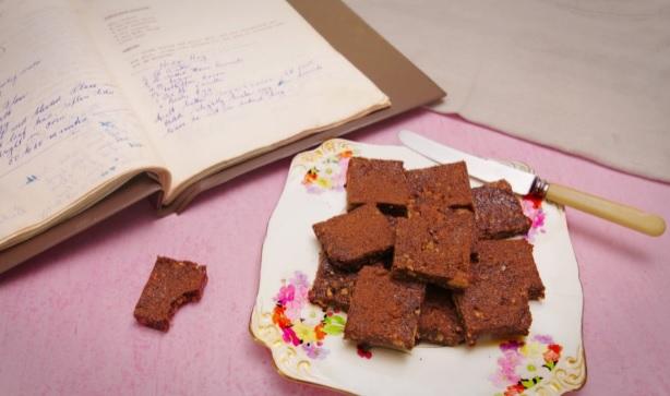 Emma Dean's recipe for Grannie's Hedgehog!