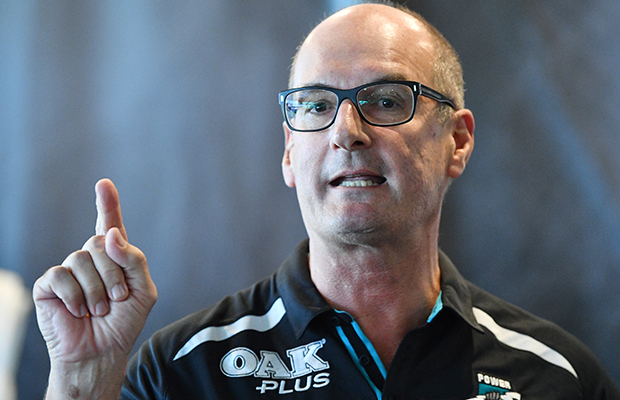 Article image for Port Adelaide chairman says clubs have received special treatment with rule trials