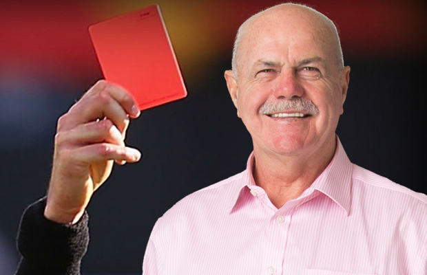 Article image for Leigh Matthews says there's one simple reason for a send-off rule