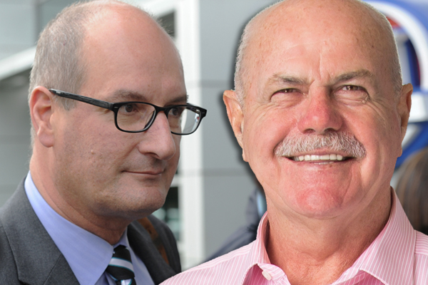 Article image for Leigh Matthews says David Koch's comment was 'over the top'