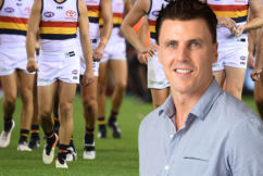 Matthew Lloyd addresses rumours out of Adelaide