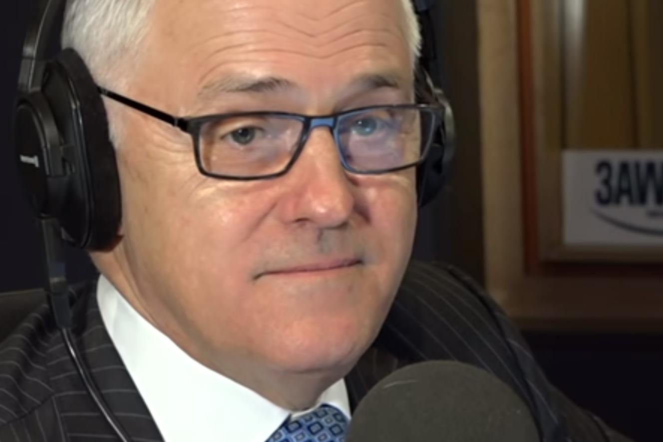 Article image for Turnbull whacks ABC while assuring its future
