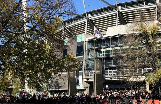 Article image for ALL public tickets to MCG blockbuster have sold out!