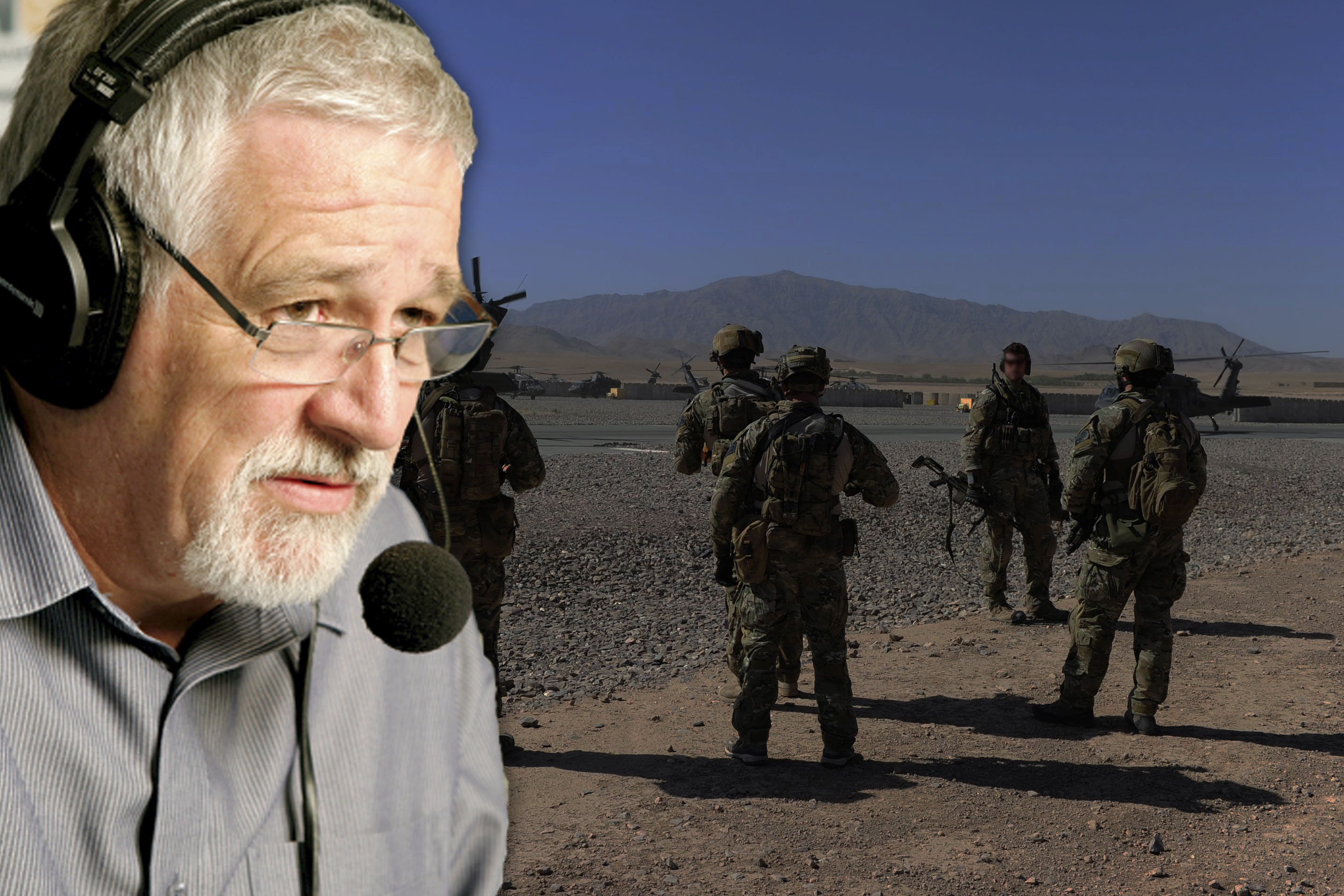 Article image for Neil Mitchell: We shouldn't judge SAS members on the basis of a leaked report