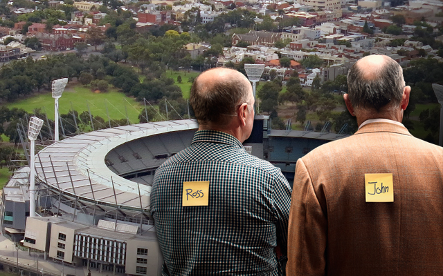 Article image for Greens vow to fight Demons' bold plan for a new MCG headquarters