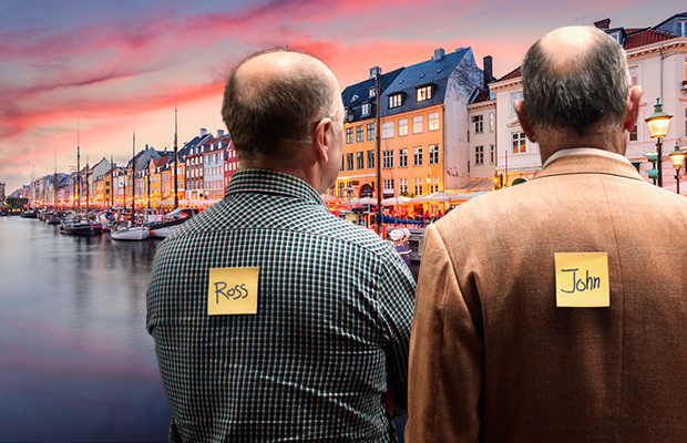 Article image for Ross and John explore the 'myth' of the Scandinavian 'utopia'