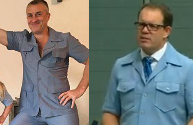 Article image for Oh dear. Labor MP follows Tom Elliott's fashion faux pas