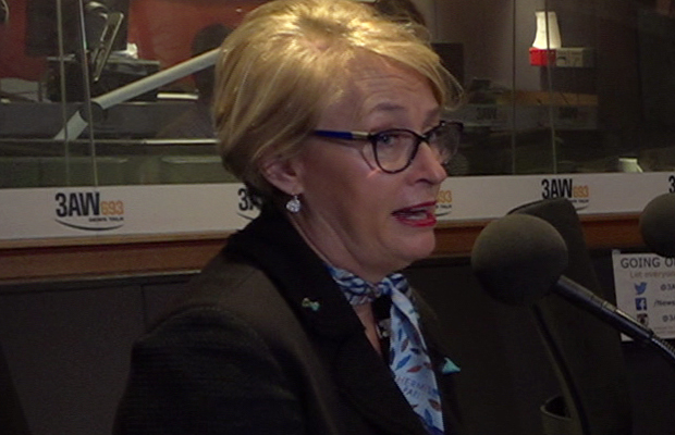 Article image for 'No': Melbourne mayor Sally Capp admits her own safety concerns