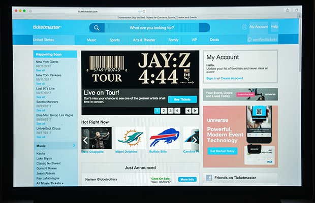 Article image for Ticketmaster customers warned to check bank accounts following cyber attack