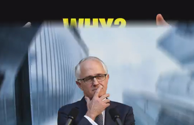 Article image for Neil Mitchell: This new Labor ad campaign will do more harm than good