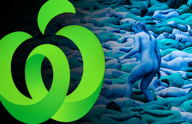 Article image for Woolies cops backlash for nude photo ban blocking Spencer Tunick