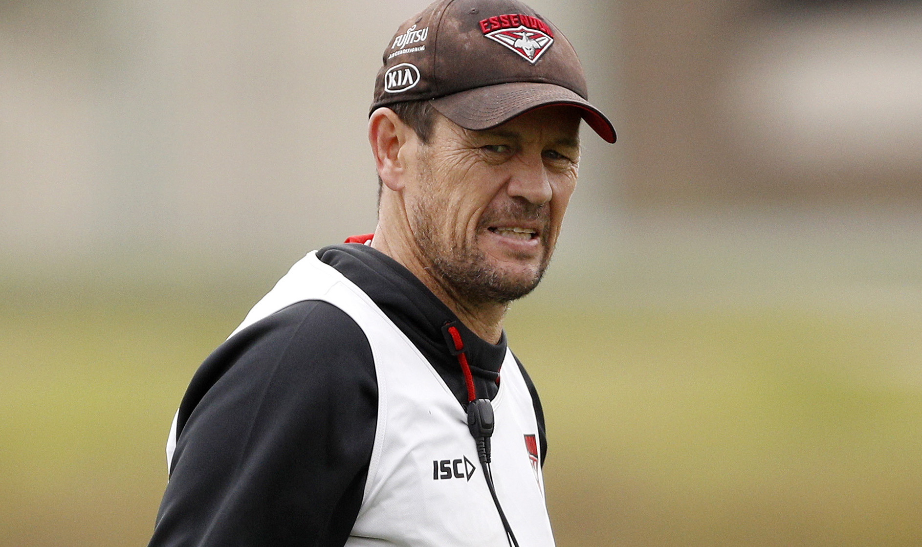 Article image for 'Let men be men' | Bombers assistant rejects proposed change