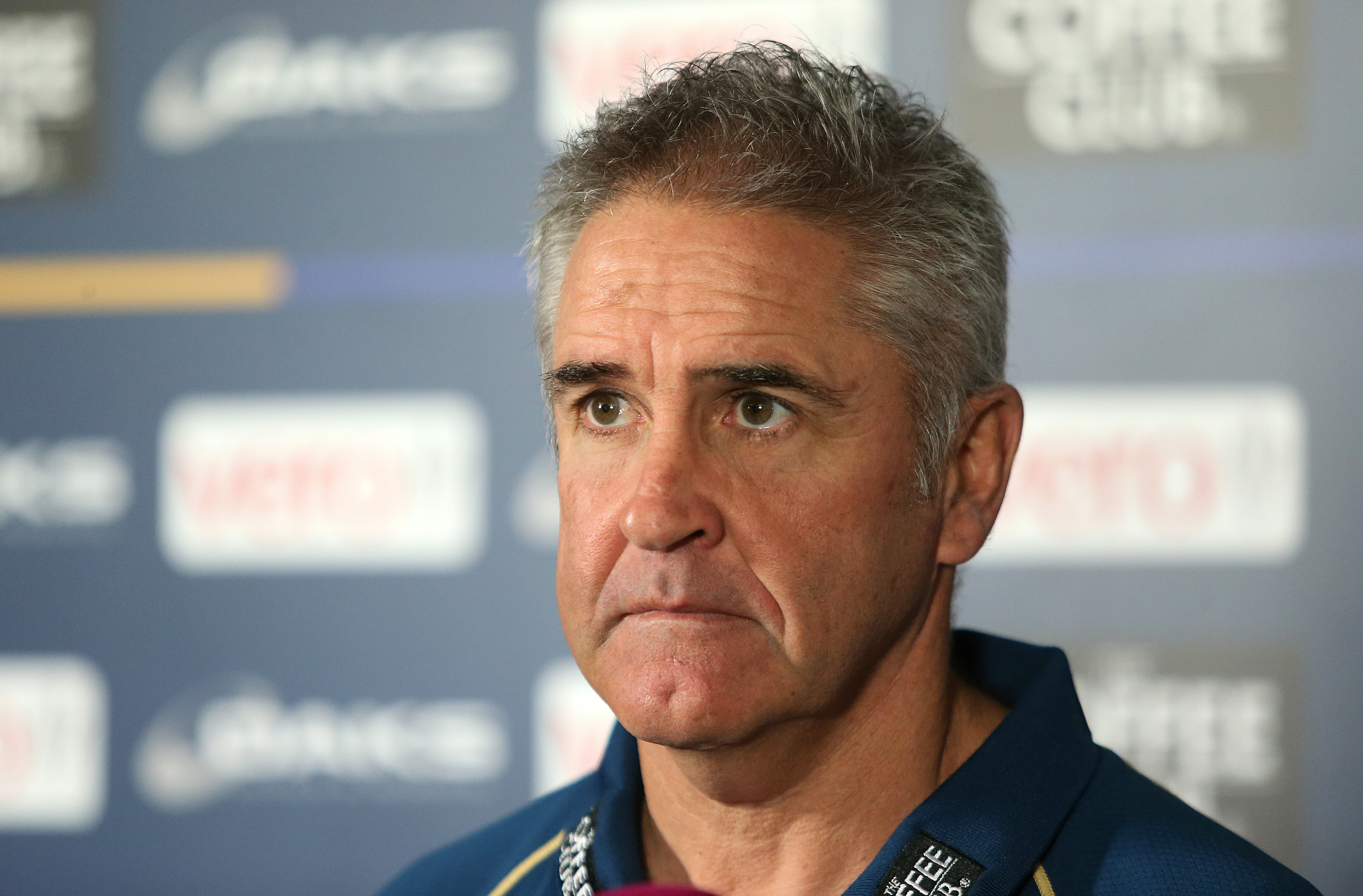 Article image for 'Not one clue': Chris Fagan fires back at criticism from Craig Hutchison