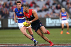 Dees down Dogs by 50 points to make it ten wins for the season
