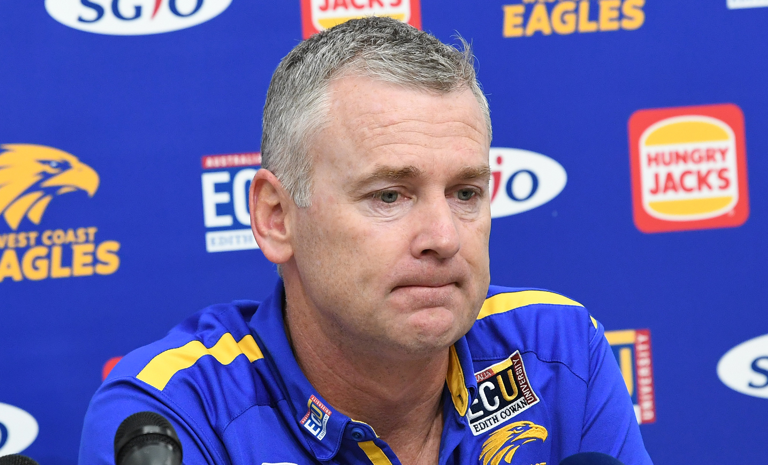 "Article image for Simpson ""emotional"" after Naitanui injury"