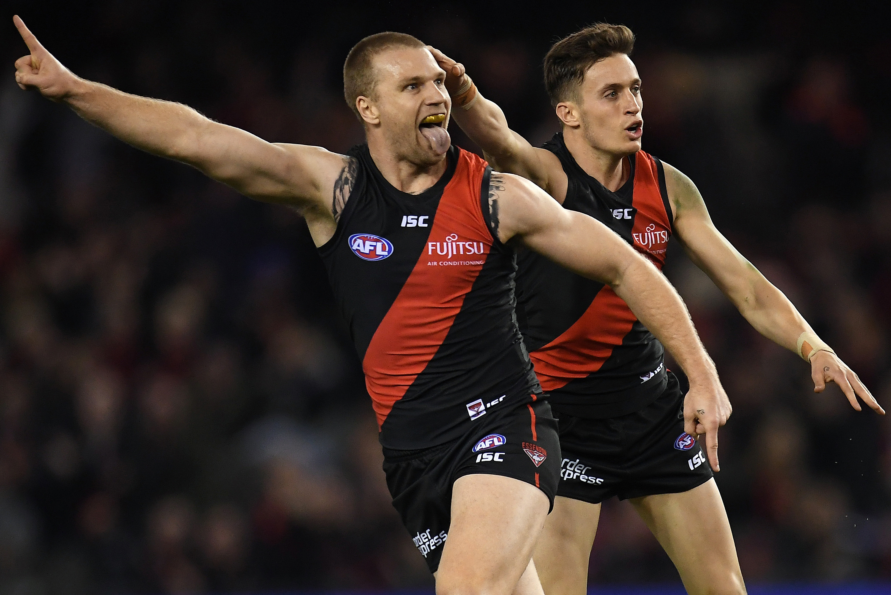 Article image for Essendon draws level with the top eight with victory over Sydney