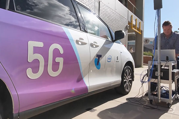 Article image for Telstra 5G a step closer after world-first trial