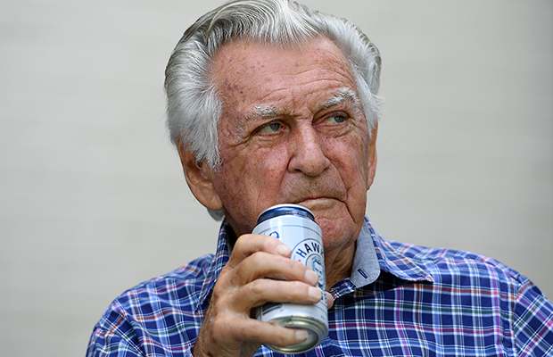 Article image for Inner-city council to vote on Bob Hawke mural