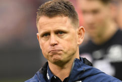 Brendon Bolton says pressure on him and his club is 'obvious'