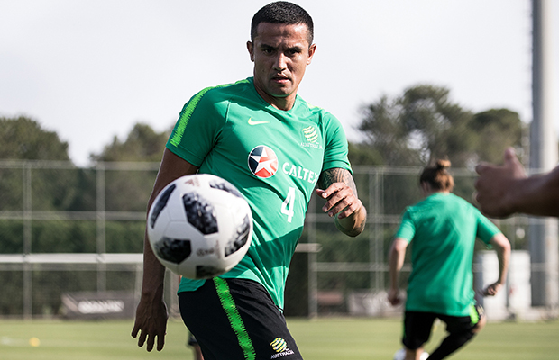 Article image for Tim Cahill has played his last game for the Socceroos