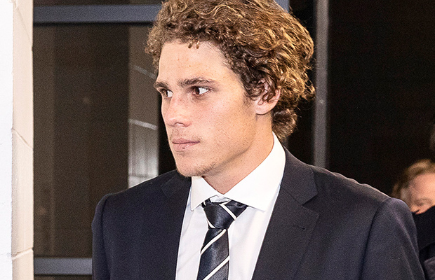 Article image for Charlie Curnow successfully appeals suspension