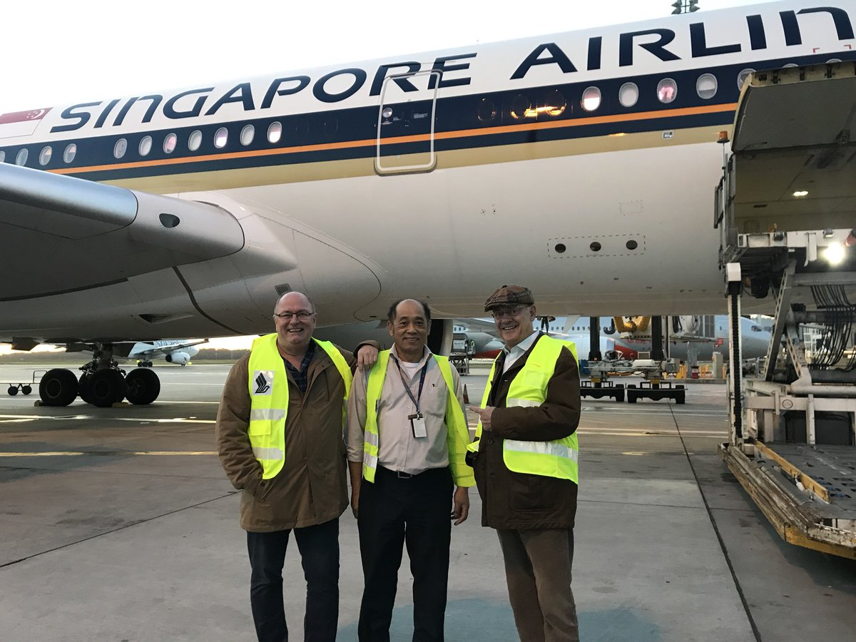 Article image for Behind the scenes with Singapore Airlines