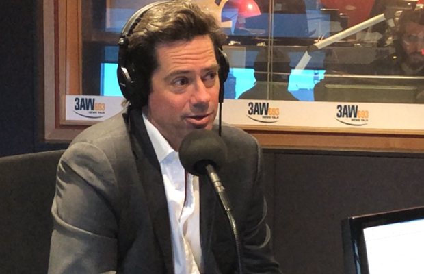 Article image for Gillon McLachlan anticipates changes to the game, Neil pays his debt to the AFL boss!