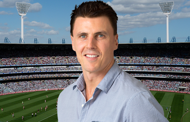 Article image for Matthew Lloyd says Nick Robertson was 'dumb' to sledge Suns