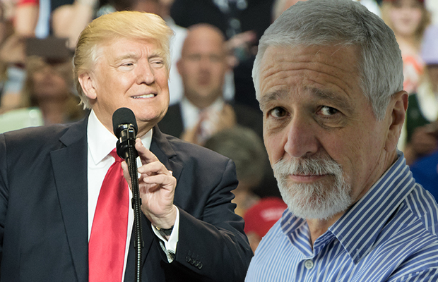 Article image for Neil Mitchell's question for Donald Trump supporters