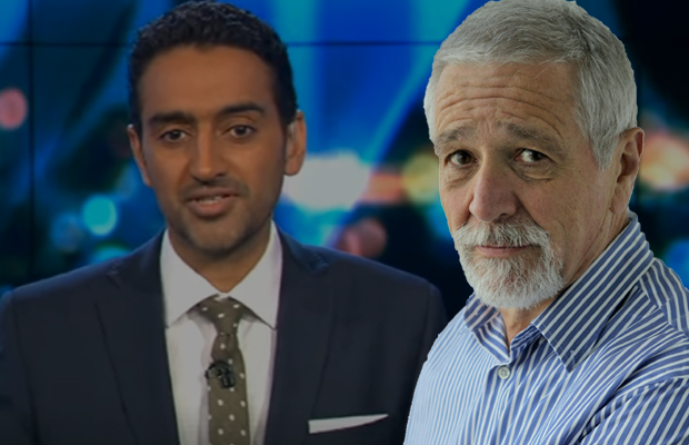Article image for 'Waleed needs to get out more' | Neil Mitchell fires back at The Project host