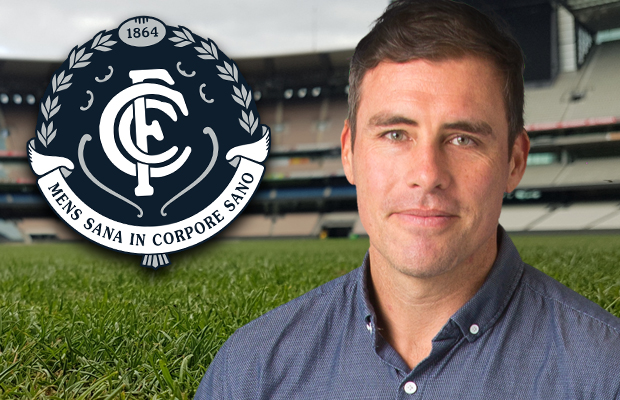 Article image for Matthew Richardson says sacking Brendon Bolton would be a 'disaster' for Carlton