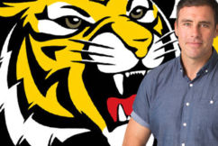 Richo responds to the Tigers' (lack of) form interstate