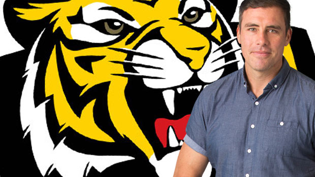 Article image for Richo responds to the Tigers' (lack of) form interstate