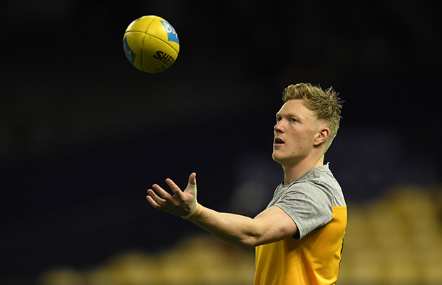Article image for James Sicily may not play again this season