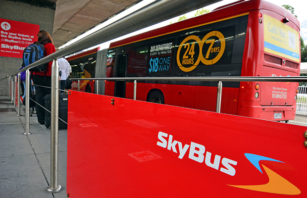 Article image for SkyBus responds to Airport Rail announcement