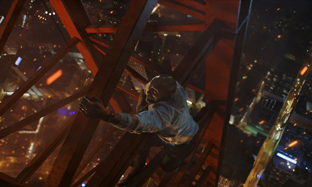 Article image for 'Skyscraper' offers new twist on big screen action